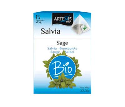 Infusión de Salvia
