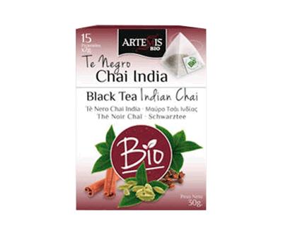 Té Negro Chai India