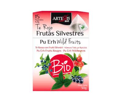 Té Rojo Frutas Silvestres
